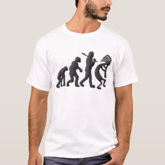 Kokopelli Evolution T-Shirt
