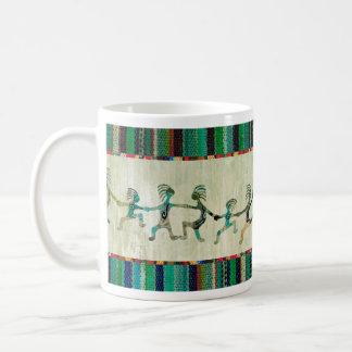 KOKOPELLI funny familiy + your ideas Coffee Mugs