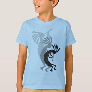 Kokopelli Gets Down Kids Tshirt