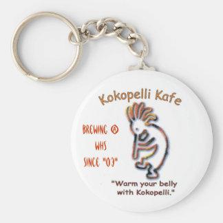 kokopelli kafe 001_edited, Brewing @ WHS since ... Key Ring