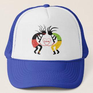 Kokopelli Love Hats