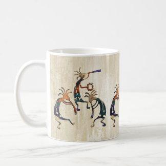 KOKOPELLI musician trio + your ideas Coffee Mug