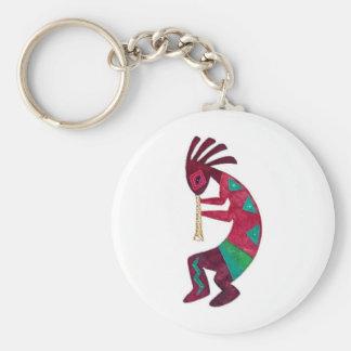 Kokopelli Original design! Key Ring
