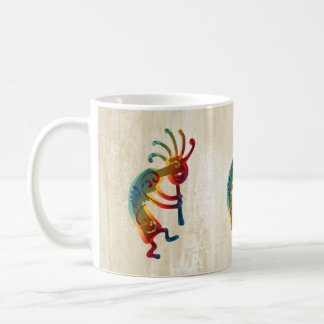 KOKOPELLI ornaments + your ideas Coffee Mugs