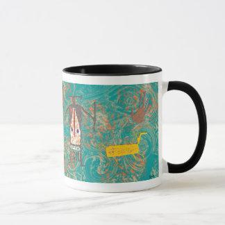 Kokopelli - Rock Art Mug