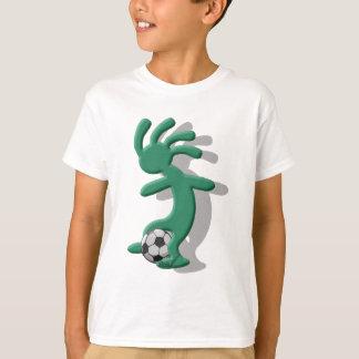 Kokopelli Soccer T-Shirt