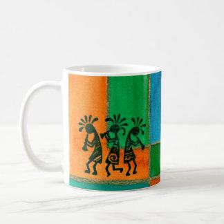 Kokopelli Sun Mug