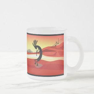 Kokopelli Sunset Mug Mug
