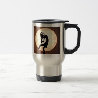 Kokopelli travel mug