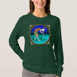Kokopelli Under the Stars T-Shirt