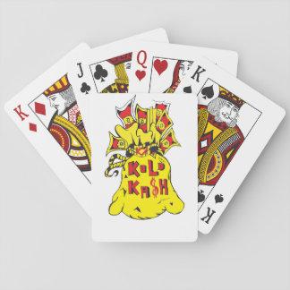 KOLD KASH PLAYING CARDS