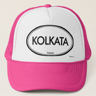 Kolkata, India Trucker Hat