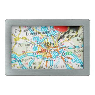 Köln, Cologne, Germany Belt Buckle