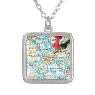Köln, Cologne, Germany Silver Plated Necklace
