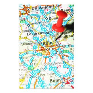 Köln, Cologne, Germany Stationery