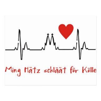 Köln Postcard