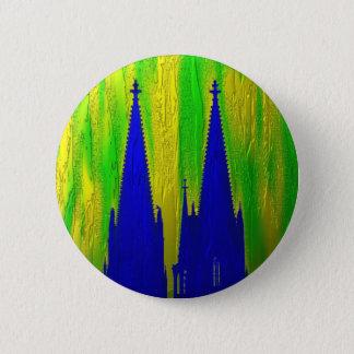 Kölner Dom 6 Cm Round Badge