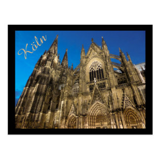 Kölner Dom/Cologne Cathedral Postcard