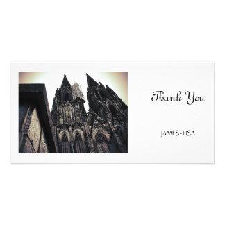 Kölner Dom Photo Card Template
