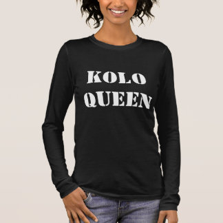 kolo queen shirt