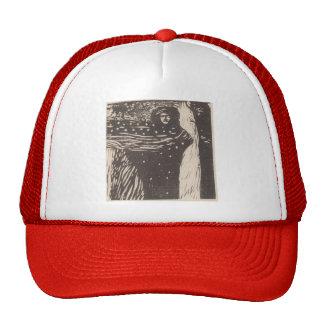 Koloman Moser- Loneliness Hat