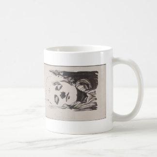 Koloman Moser- Sketch of emblem to 'Ver Sacrum' Coffee Mugs