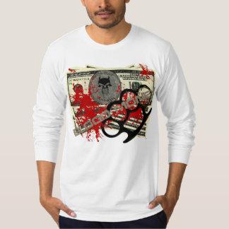 KOMBAT ARMOR - BLOOD MONEY T-Shirt