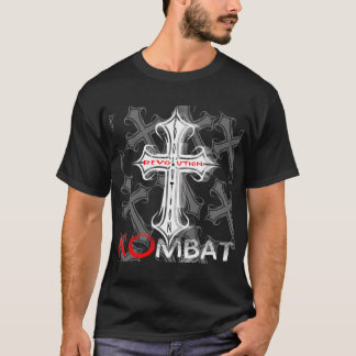 Kombat Kross Dark Design T-Shirt