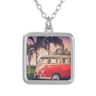 kombi fornia silver plated necklace