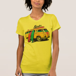 Kombi Surfer T-Shirt