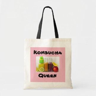 Kombucha Queen Customized Photo Bag