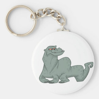 Komodo Dragon Key Ring