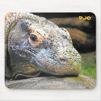 Komodo Dragon Mouse Pad