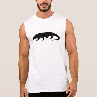 Komodo dragon sleeveless shirt