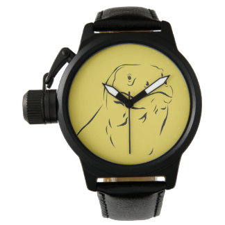 Komodo Silhouette Watch