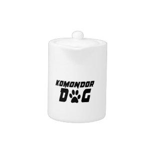 KOMONDOR DOG DESIGNS