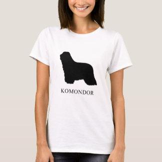 Komondor T-Shirt