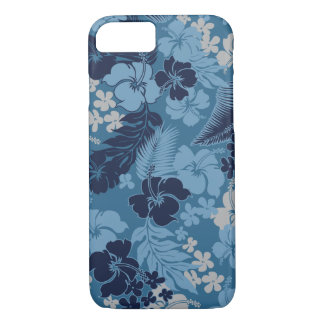 Kona Bay Hawaiian Hibiscus iPhone 8/7 Case