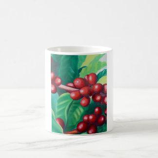 Kona Coffee Art Mug