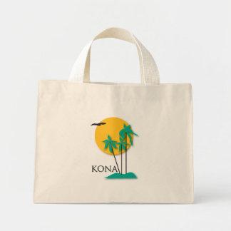 Kona, Hawaii Tote Bag