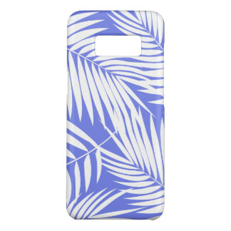 Kona Palms Hawaiian Periwinkle Leaf Tropical Case-Mate Samsung Galaxy S8 Case