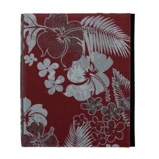 Kona Times Hawaiian iPad Folio iPad Folio Cover