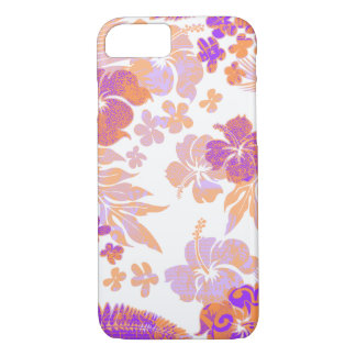 Kona Times Hibiscus Hawaiian Engineered iPhone 8/7 Case