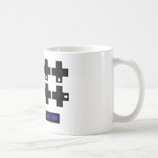 Konami Contra Code Coffee Mug
