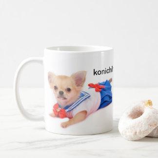 konichihuahua coffee mug