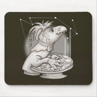 KONRAX CUTE ALIEN CARTOON MOUSE PAD