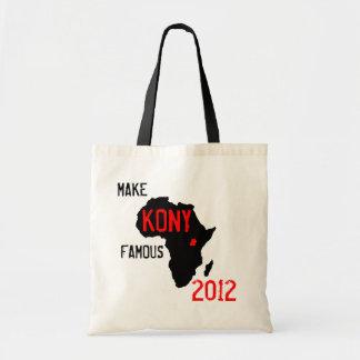 Kony 2012 bag