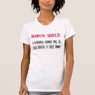 Kony 2012 I SEE HIM Tank Tops