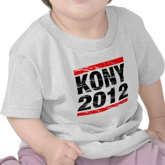 Kony 2012 Movement Shirts