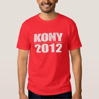 Kony 2012 shirts